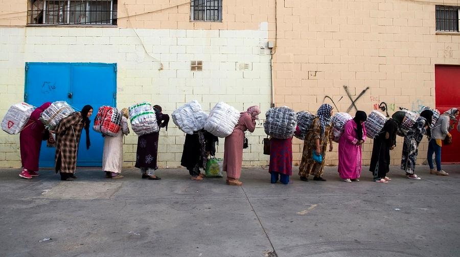 Maroc saturation