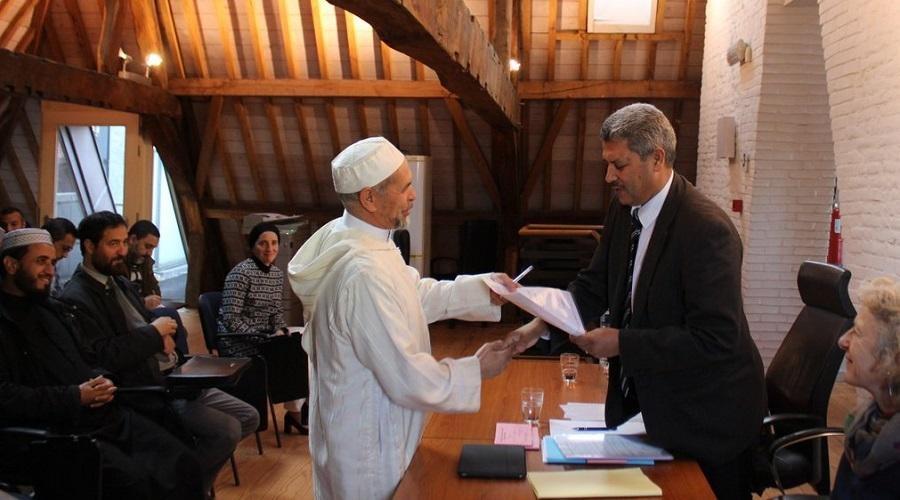 Mosquée services secrets belges