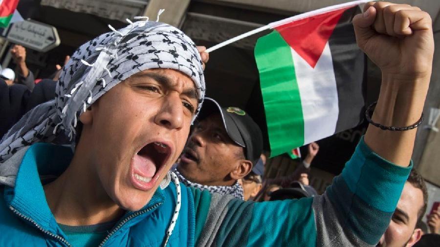 Palestine Marocains