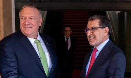 Washington-Rabat : le deal des scélérats
