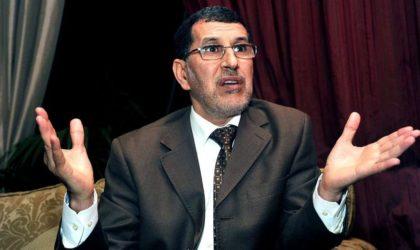 El-Othmani signe l'acte de mariage des Frères musulmans avec l'Etat d'Israël