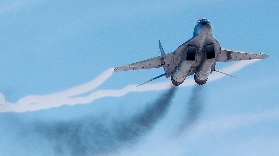 SU-57 Russie