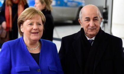 Tebboune corrige la faute de Bouteflika et s'exprime à partir de notre ambassade
