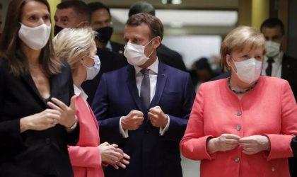 L'Accord d'association conclu avec l'Union européenne est une capitulation