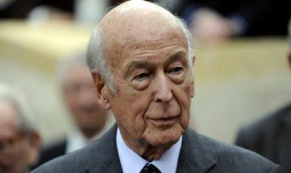 L'ancien président français Valéry Giscard d'Estaing est décédé des suites du Covid-19