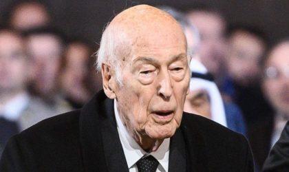 L'échange avec Boumediene révélé par Valéry Giscard d'Estaing avant sa mort