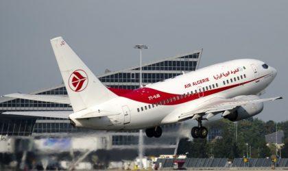 Air Algérie : le rapatriement des ressortissants bloqués à l'étranger se poursuivra
