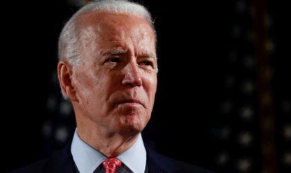 Le pari Biden