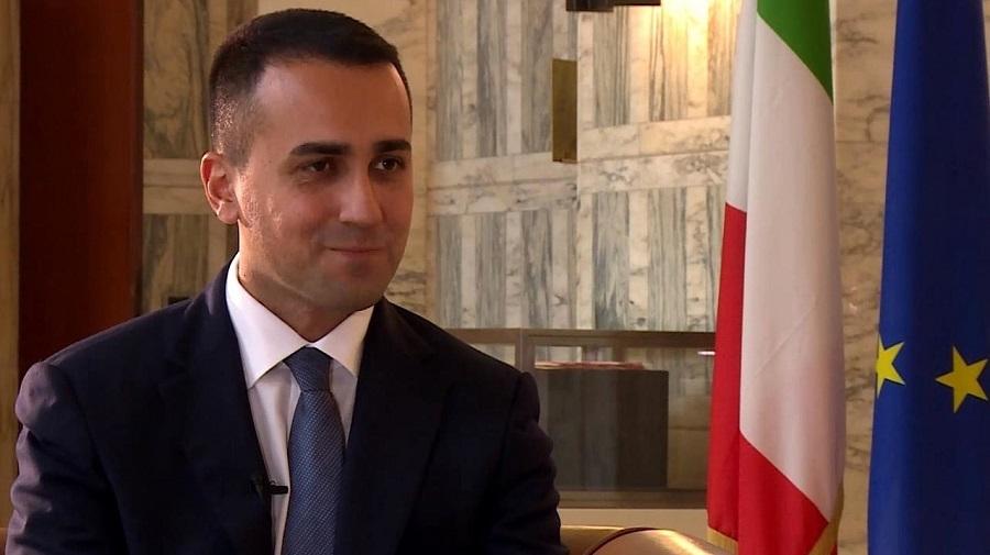 di Maio ministre italien