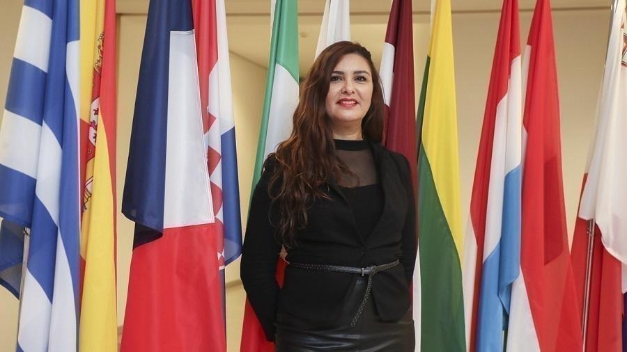 eurodéputée Yenbou