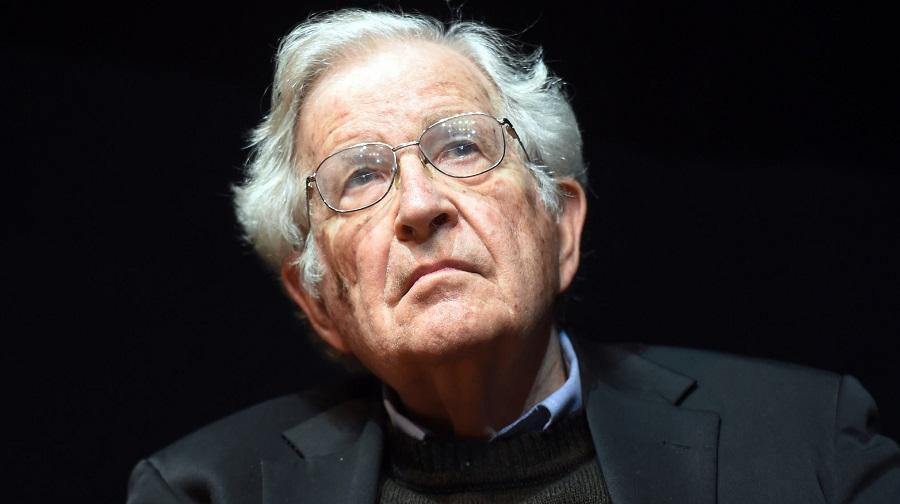 guerre Chomsky