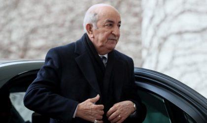 Tebboune de retour au pays : les lourds dossiers qui attendent le chef de l'Etat