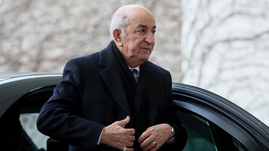 Tebobune retour en Algérie