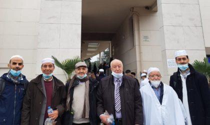 La communauté ibadite d'Europe rend un dernier hommage à Cheikh Mohamed Guerras