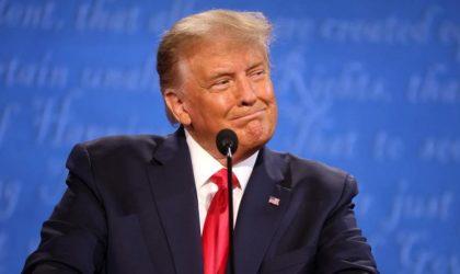 Donald Trump quitte la Maison-Blanche par la petite porte : bon débarras !