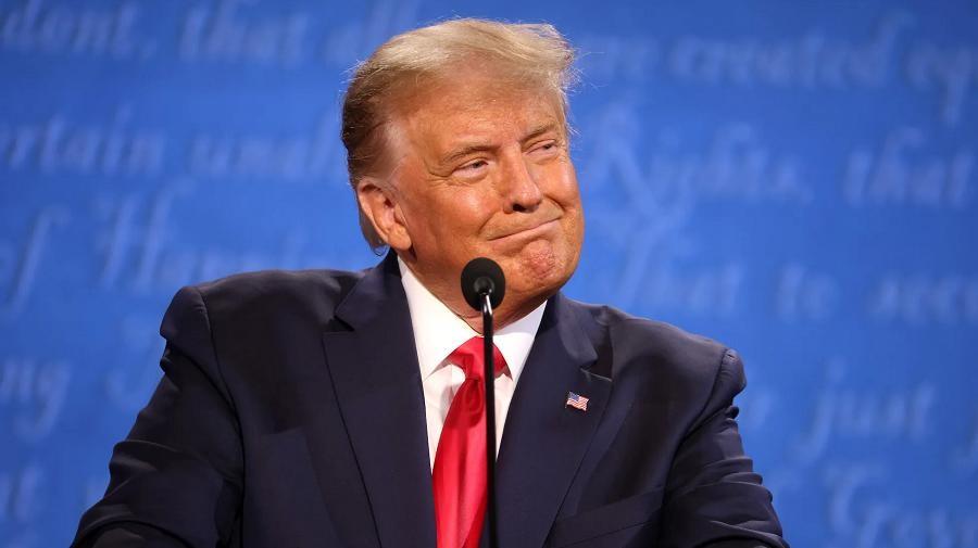 DT Trump