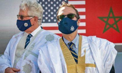 L'ambassadeur des Etats-Unis au Maroc David T. Fischer limogé