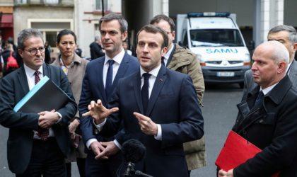 Même après une recrudescence des contaminations au Covid-19 : Macron joue la montre