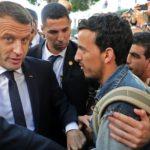 Macron pouvoir français