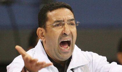 Interrogations sur la réaction hystérique du coach de l'EN marocaine de handball