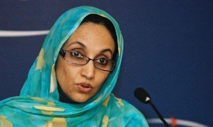Aminatou Haidar nominée pour le prix Nobel de la paix