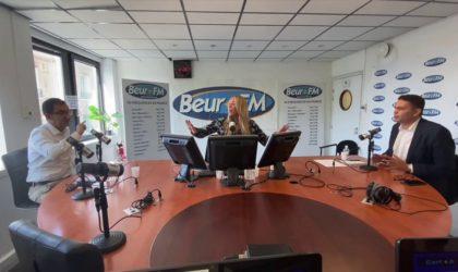 Deux journalistes accusent l'Algérie de les avoir fait licencier de radio Beur FM