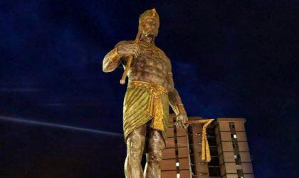 La statue de Sheshonq, Camus et le conseil du Français au «peuple kabyle»