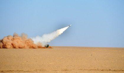 L'exercice militaire à tirs réels effectué à Tindouf est un avertissement au Maroc
