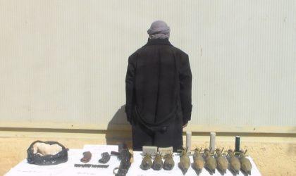 Un terroriste se rend aux autorités militaires à Bordj Badji Mokhtar