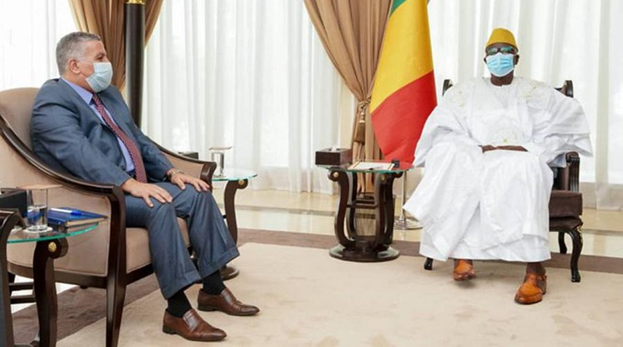 Chebihi ambassadeur d'Algérie