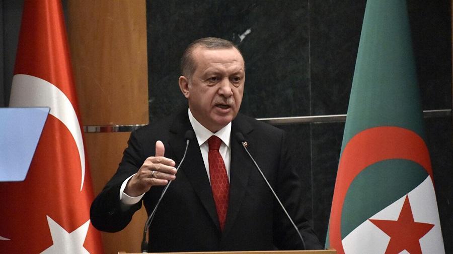 Erdogan colonialisme