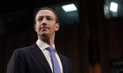 Cette exigence d'Israël qu'une ONG juive appelle le patron de Facebook à rejeter