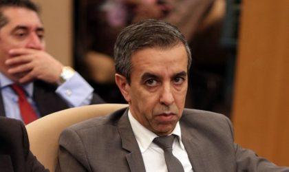 Belhimer accuse implicitement Haddad d'être derrière les appels à manifester