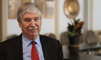 John Limbert : «L'amitié entre l'Algérie et les Etats-Unis est vieille et forte»