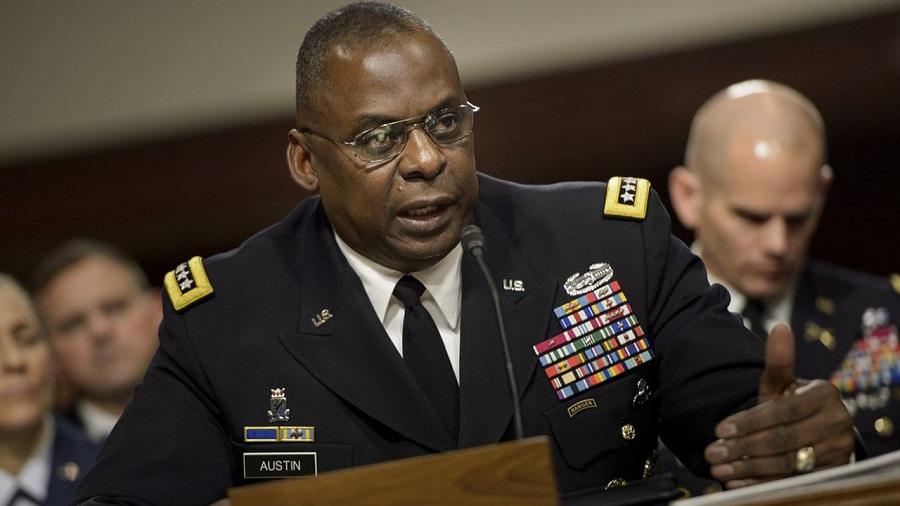 Lloyd Austin Pentagone