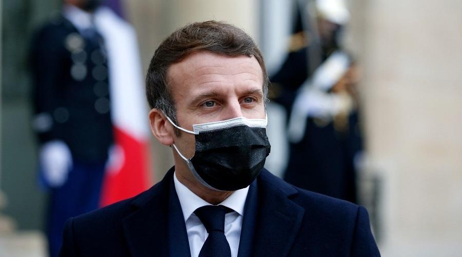 Macron Benjamin