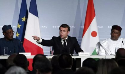 Le discours de Macron qui explique pourquoi l'Algérie boude le G5 Sahel