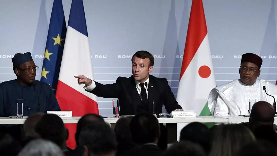 Macron G5 Sahel