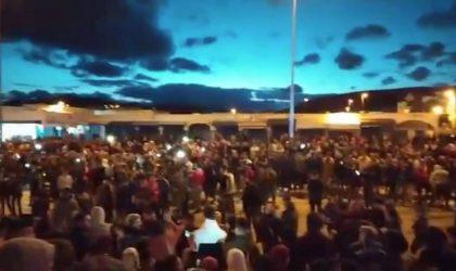 Manifestation au Maroc : plusieurs arrestations et violences policières