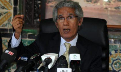 Ould Salek : «Quelle légitimité pour l'UA si elle ne parvient pas à sanctionner le Maroc ?»