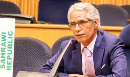 Conflit Maroc-RASD : Mohamed Salem Ould Salek interpelle l'ONU et l'UA
