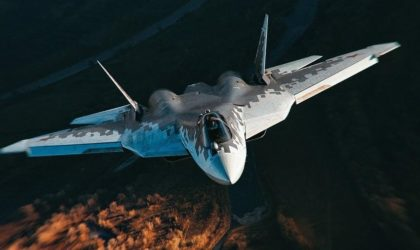 Les Américains suivent de près l'achat par l'ANP de l'avion furtif russe Su-57