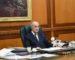 Abdelmadjid Tebboune préside un Conseil des ministres