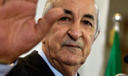 Les défis de Tebboune face à des partis déficients et une société civile atomisée