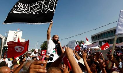 Tunisie : les partisans de Rachad Ghennouchi investissent la rue