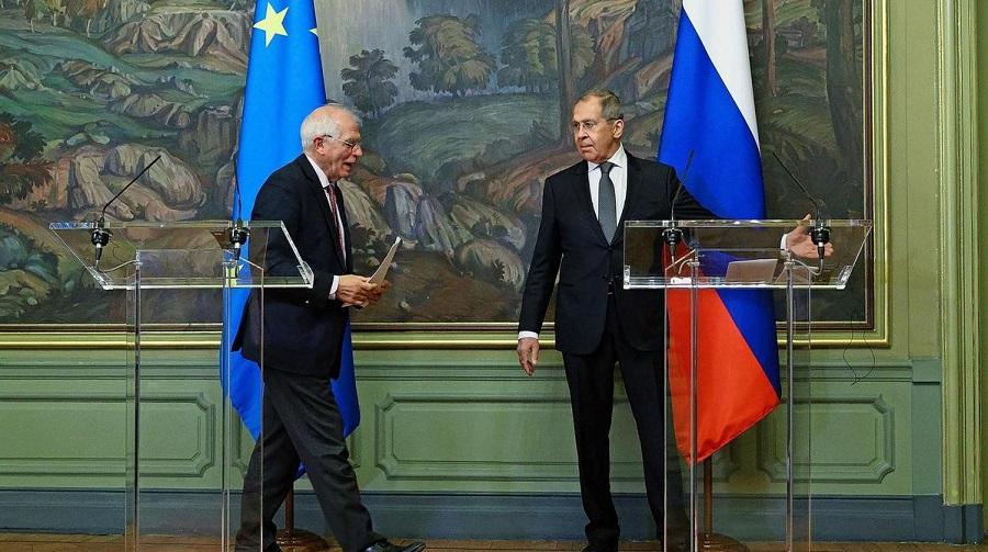 UE relations Russie