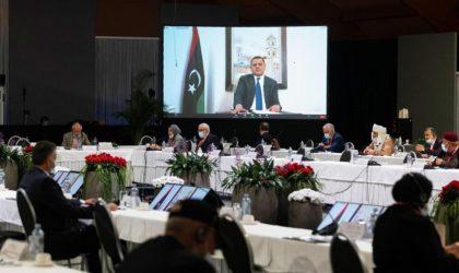 Libye : Dbeibah élu Premier ministre et Younes Menfi président du Conseil présidentiel