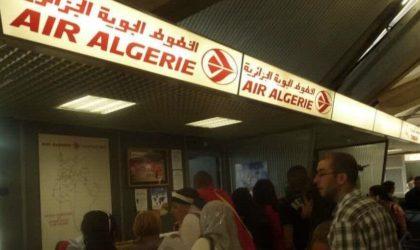 Des clients d'Air Algérie en France menacent de déposer plainte contre la compagnie
