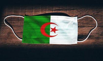 Un lycéen en France obligé de retirer son masque aux couleurs de l'Algérie