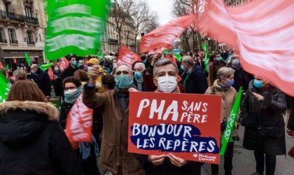 Les opposants à la loi de bioéthique se rassemblent à Paris